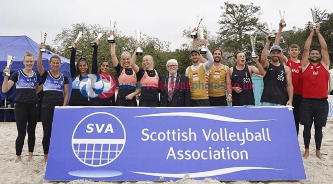 European SCA Beach Volleyball Finals – Day 3