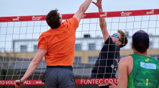 Kinross Beach Player wins bronze at 4* UKBT